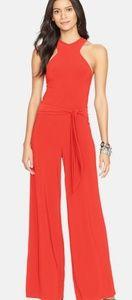 Lauren Ralph Lauren red jumpsuit, nee,small